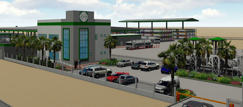 Chemical Logistics, Jabel Ali, Dubai, UAE – Joint Tank Services FZCO